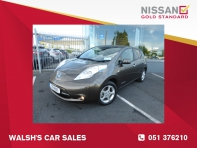 30KW SV + COLD PACK- LOW MILEAGE - RETAIL PRICE €24,950 LESS €2,000 MINIMUM TRADE IN ALLOWANCE €22,950