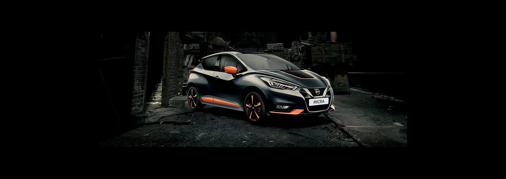 NEW MICRA WITH 0% APR ON HP