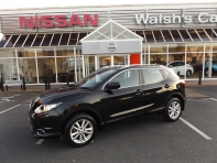 1.5 DCI SV HI-SPEC, VERY LOW MILEAGE, FULL NISSAN SERVICE HISTORY €19,495 LESS €2,000 SCRAPPAGE SPECIAL