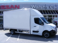 "Nissan NV400 14Ft""2' Box Body - 145bhp Scrappage Special, €32,320 EX VAT"