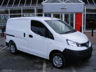 NV 200  Scrappage Deal Special  €13,333 EX VAT