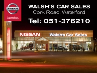 1.2 4 DR, LOW MILEAGE, FULL NISSAN SERVICE HISTORY €9,995 LESS €1,000 SCRAPPAGE SPECIAL